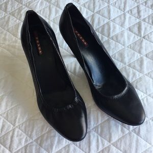 Prada pumps